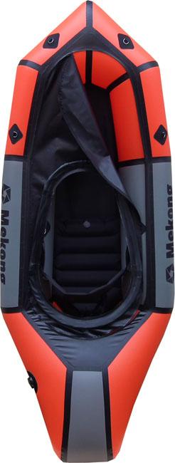 Pablo Whisky Bar, le kayak gonflable ultra léger - Mekong packraft
