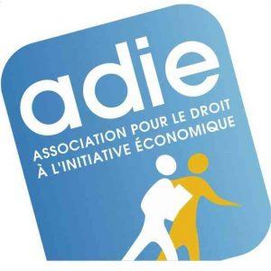 Logo ADIE, organisme de micro-crédit