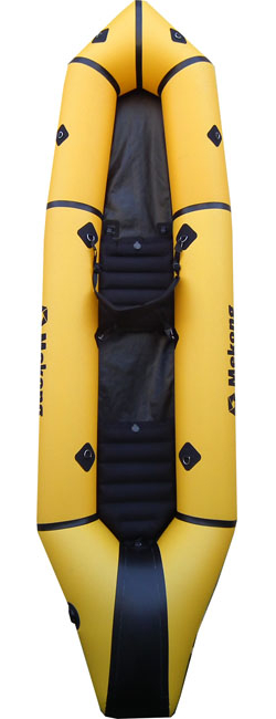 William, le packraft biplace ultraléger