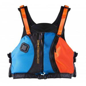 Gilet de sauvetage pour les kayakistes et packrafters qui s'initient à l'eau vive_Hiko Miqmaq
