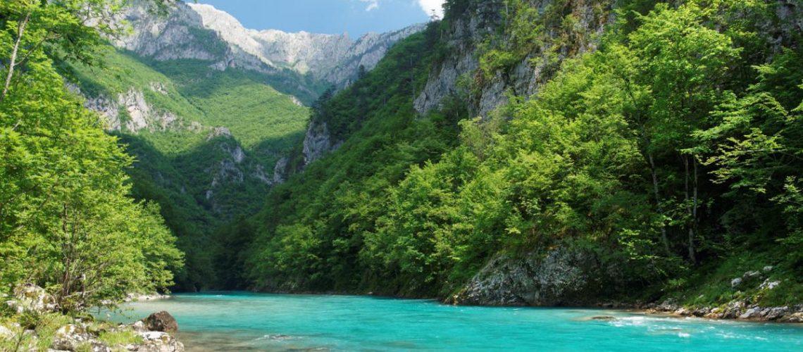 Rivière Balkan