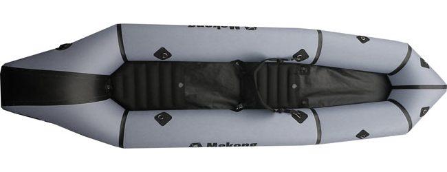Packraft William, kayak gonflable biplace ultra léger